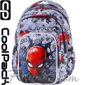 Cool Pack Spark L Ученическа раница Spiderman Black B46303