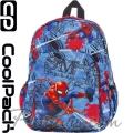 Cool Pack Toby Раница за детска градина Spiderman Denim B49304