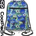 Cool Pack Vert Спортна торба Wiggly Eyes Blue B70034