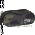 Cool Pack Clever Несесер Flock Camo / Olive Green 84205