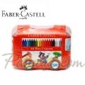 Faber-Castell Пастели Фабер 64 цвята Училищен автобус
