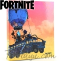 FORTNITE Папка класьор Battle Bus FO977501