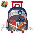 Disney Planes Детска раница на колелца 341-95072 GiM