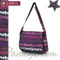 *Gabol - Singer Ученическа чанта за рамо и за лаптоп 213989