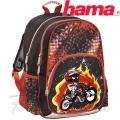 2017 Hama Motorbike Ученическа раница 139086