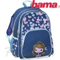 2017 Hama Little Girl Ученическа раница 139091