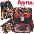 2017 Hama Motorbike Ергономична раница с аксесоари