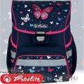 2020 Herlitz Loop Ергономична ученическа раница Butterfly 50025800
