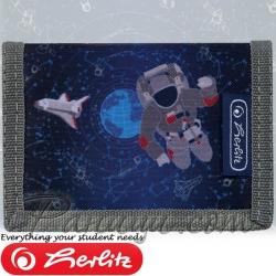2020 Herlitz Loop Boys Малко портмоне Space 50026487