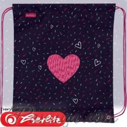 Herlitz Loop Спортна торба Tropical Heart 50026418