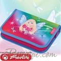 *Herlitz Loop Girls Несесер с 31 аксесоара Rainbow Fairy