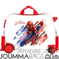 Joumma Bags Куфарче за яздене на 4 колела SpiderMan