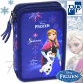 Karton P+P Несесер 3 ципа Frozen 3-623