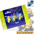 Karton P+P Подложка за бюро Minions 3-827