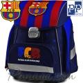 FC Barcelona Ергономична ученическа раница Premium Cool 7-63918 Karton P+P