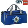 Lego Сак за пътуване City Police Blue 12070