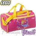 Lego Сак за пътуване Friends Pink