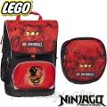 Lego Раница за училище Large Ninjago Kai  15232