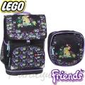 Lego Раница за училище Small Jungle Friends 15225
