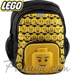 2019 Lego Детска раница 3D Minifigures Heads 20073-1918