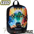 Lego Раница за детска градина с едно отделение Ninjago Master Wu 10030-1804