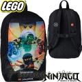 Lego Раница за детска градина с две отделения Ninjago Master Wu 10029-1804