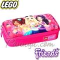 Lego Ученически несесер без аксесоари 3Д Eva Friends CupCake 20027-1711