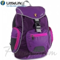2015 LittleLife Alpine Детска раница Purple L12270