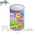 312380 Looney Tunes Tweety Метален моливник