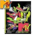 MTV Black Тетрадка А5 45080