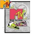 MTV Grey Тетрадка А5 45080