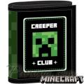 Minecraft Детско портмоне Крийпър 504020010