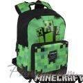 Minecraft Ученическа раница Creeper Fatigued