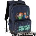 Minecraft Раница за предучилищна група или детска градина ES-MNCT-041