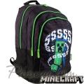 Minecraft Ученическа раница Creeper Style MF4480285