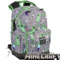 Minecraft Ученическа раница Светът на Майнкрафт