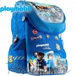 Playmobil Ученическа раница Police 502020091