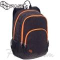2017 Pulse Fusion Раница за училище Black Orange X20737