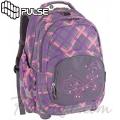 Pulse Ученическа раница 2 в 1 KIDS PLAID BUTTERFLY X20643