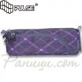 2014 Pulse Violet Несесер с 2 ципа