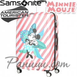 American Tourister Куфар Funlight Disney 77см Minnie Miami Holiday 48C.15.003