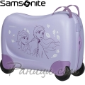 Samsonite Куфарче за яздене на 4 колела Dreamrider Frozen 2