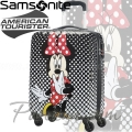 Samsonite Disney Legends Детски куфар 55 см. Minnie Mouse Polka Dots American To
