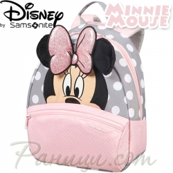 Disney by Samsonite Детска раница S за градина Minnie Glitter Ultimate 2.0