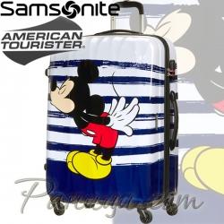 Samsonite Disney Legends Детски куфар 75 см. Mickey Kiss American Tourister