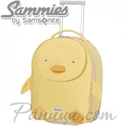 Samsonite Sammies Happy Детски куфар на 2 колела 45 см Пате Доди