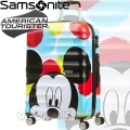 Samsonite Disney Wavebreaker Детски куфар 67 см. Mickey Close-Up American Touris