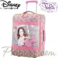 Violetta Music Детски куфар за ръчен багаж Disney by Samsonite