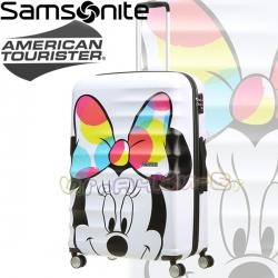 Samsonite Disney Wavebreaker Детски куфар 67 см. Minnie Close-Up American Touris