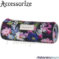 2018 Stationery Team Кръгъл несесер Accessorize 00707 Flowers